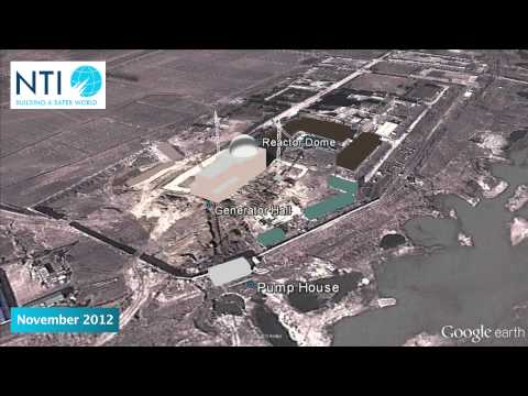 Yongbyon Light Water Reactor (LWR) - North Korea
