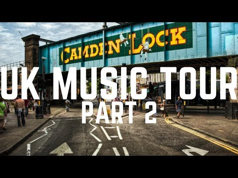 LONDON MUSIC TOUR PART 2 | CAMDEN & AMY WINEHOUSE | FREE THINGS TO DO IN LONDON