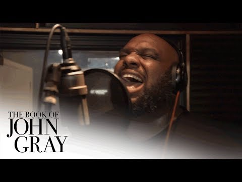 Donnie McClurkin - WATCH! John Records a Songs in the Studio