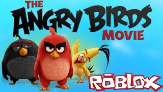 THE ANGRY BIRDS MOVIE | Roblox