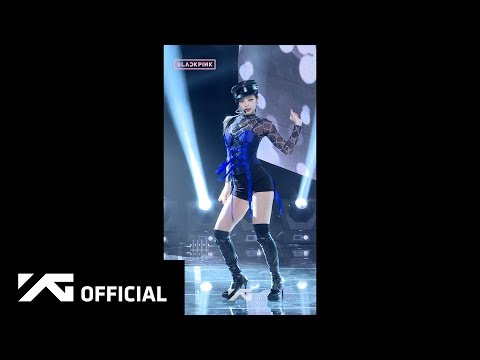 BLACKPINK - JENNIE '뚜두뚜두 (DDU-DU DDU-DU)' FOCUSED CAMERA
