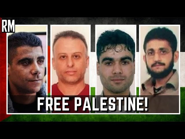 Four of Six Palestinian Escapees Recaptured