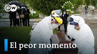 Colombia supera los 100.000 muertos por covid