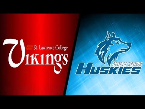 BB SLC Vikings vs. George Brown College