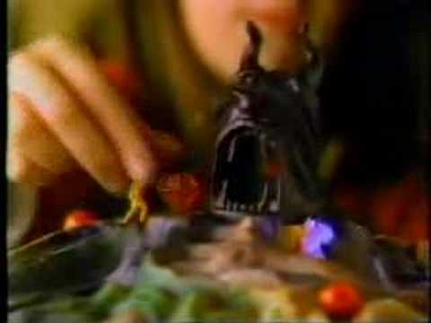 1992 Fireball Island Commercial