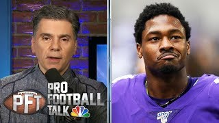 Stefon Diggs makes it clear he wants out of Minnesota | Pro Football Talk | NBC Sports