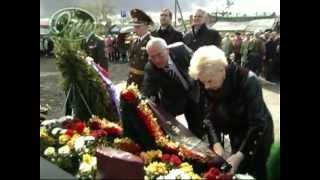 Открытие памятника бойцам 30 лыжной бригады(, 2012-05-18T09:33:41.000Z)