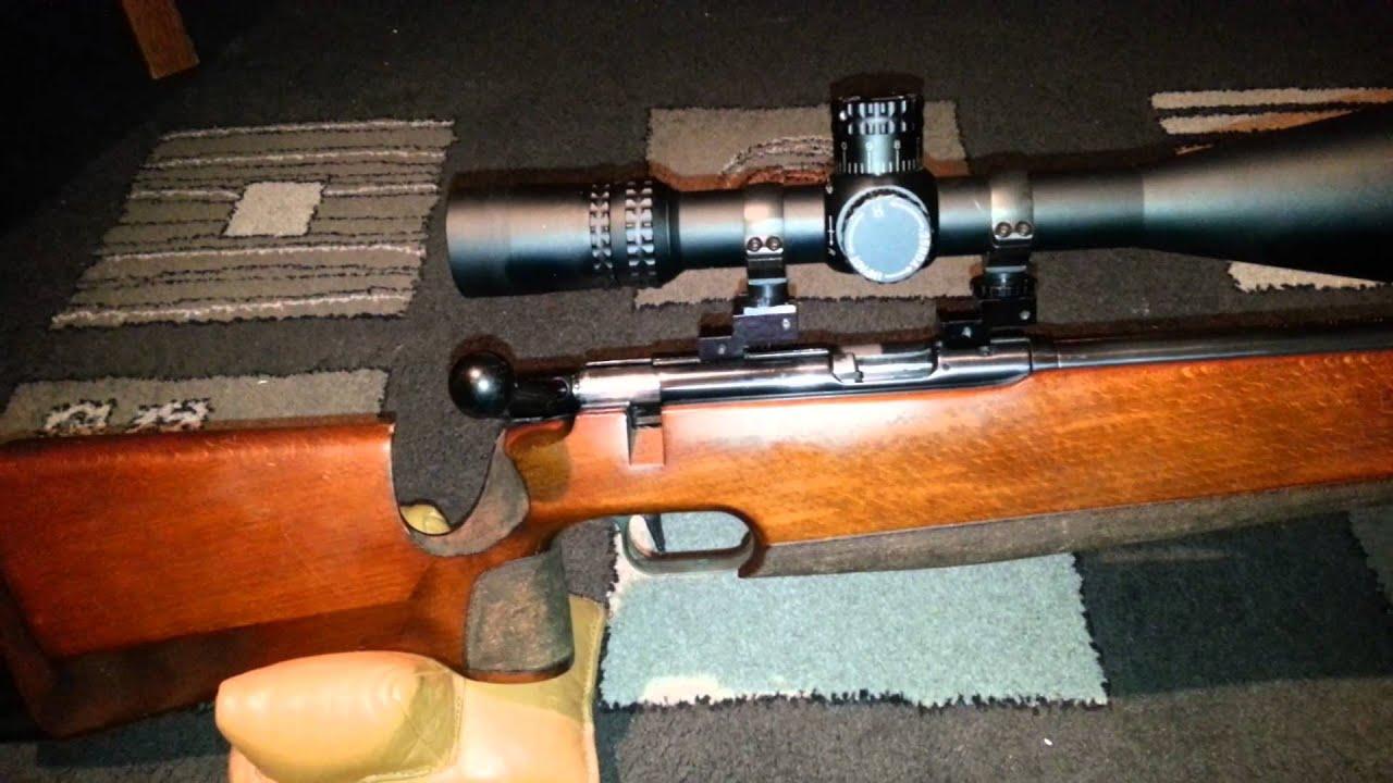 22lr long range rifle Anschutz 54