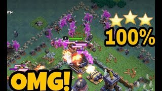 Win Every Battle at Bh7 || Best attack strategy for builder base 7|| Clash of clans attack strategy