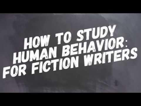 study of human behavior