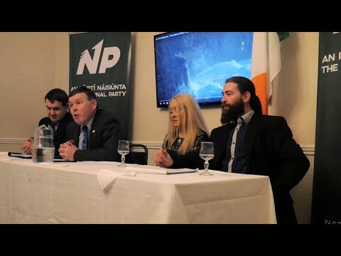 "James Reynolds - ""If Fianna Fáil had any respect for the Irish people they would disband."""