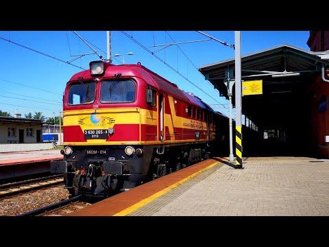 Pociągi Toruń Główny