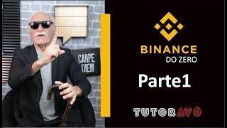 Tutorial completo Binance do zero/ Criando e validando conta #binance #bitcoin #trade