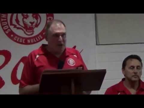 Season Launch 2014-Colts Coach Mark McCamish