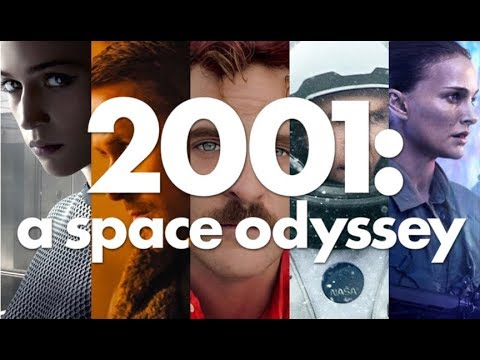Sci Fi Films Of The 2010s 2001 A Space Odyssey Style Youtube