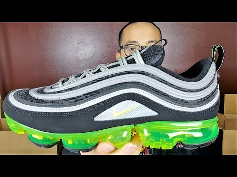 the best attitude 2f58a 1d2c3 An OG Airmax With A Vapormax Twist! Nike Air Vapormax 97' Japan Review!!!
