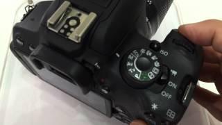 Canon EOS Kiss X7i /EOS Rebel T5i /EOS 700D : Shutter Sound