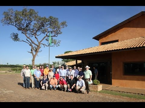 TALL XIII Trip to Brazil, 2014