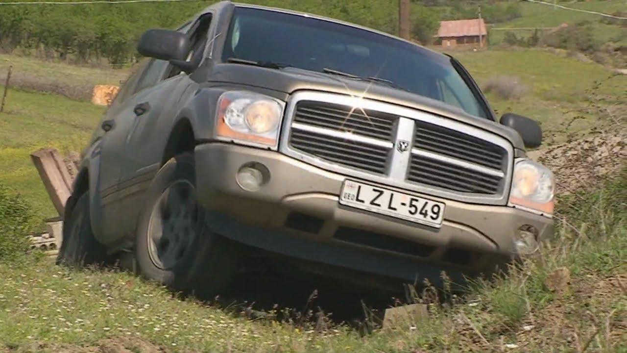 Dodge Durango 2004 57 HEMI 345HP  YouTube