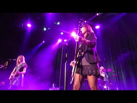 "The Bangles-""Waiting For My Man""(Lou Reed)/""Mannic Monday""-LIVE The Fillmore SF 12.5.13 Paisley"