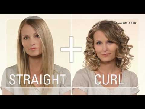 0008270b1 Rowenta Liss and Curl Pro SF7640 ENG - YouTube