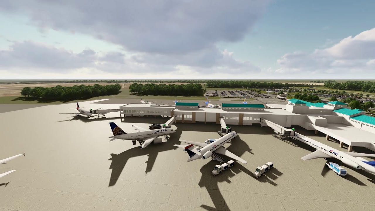 The Fastest Growing Airport In Country