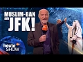 Der Muslim-Ban war erst der Anfang - Ulrich von Heesen am JFK | heute-show vom 03.02.2017