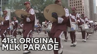 Martin Luther King Jr. Day Parade   41st Annual Original [FULL PARADE]