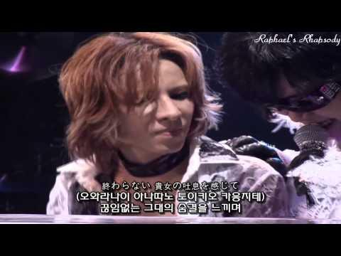 X JAPAN (X) - Tears LIVE 2010 (Korean, Japanese Sub)
