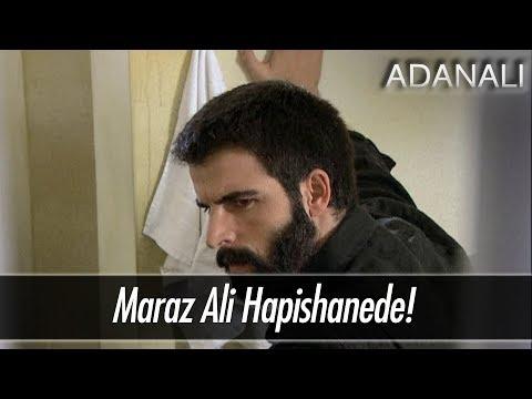 Maraz Ali hapishanede