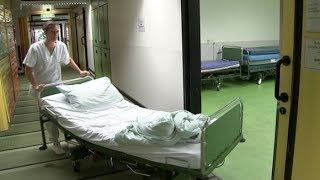 Why aren't European hospitals under strain like the NHS? | ITV News