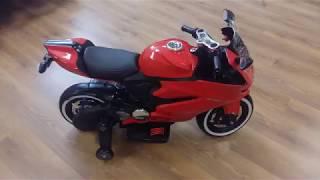 Детский электромотоцикл А001АА