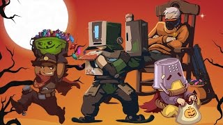 Overwatch - The Halloween Dream Team
