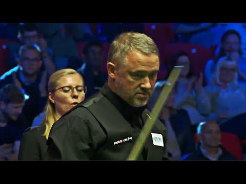 Stephen HENDRY Beats Chris Wakelin! | Matchroom.Live British Open