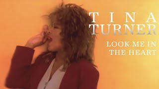 Tina Turner - Look Me In the Heart(Music video by Tina Turner performing Look Me In The Heart (2002 Digital Remaster)., 2009-03-13T14:55:03.000Z)