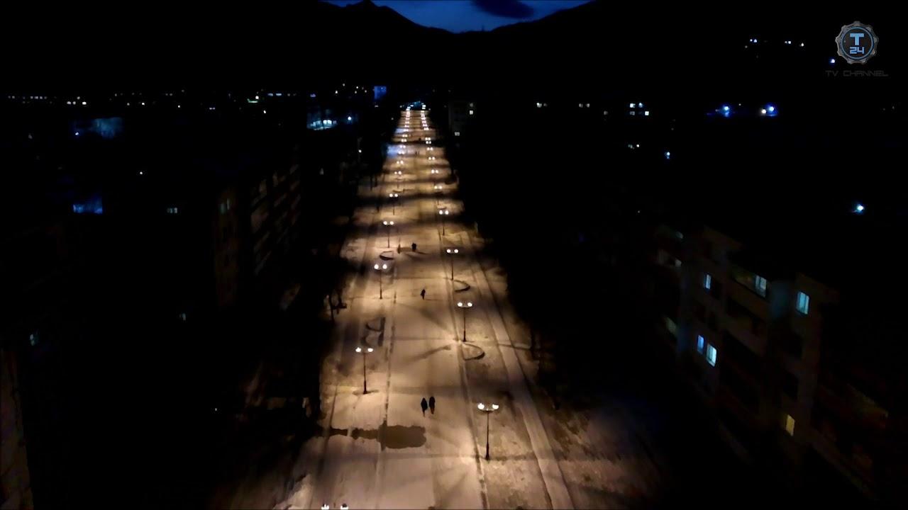 Ночной бульвар