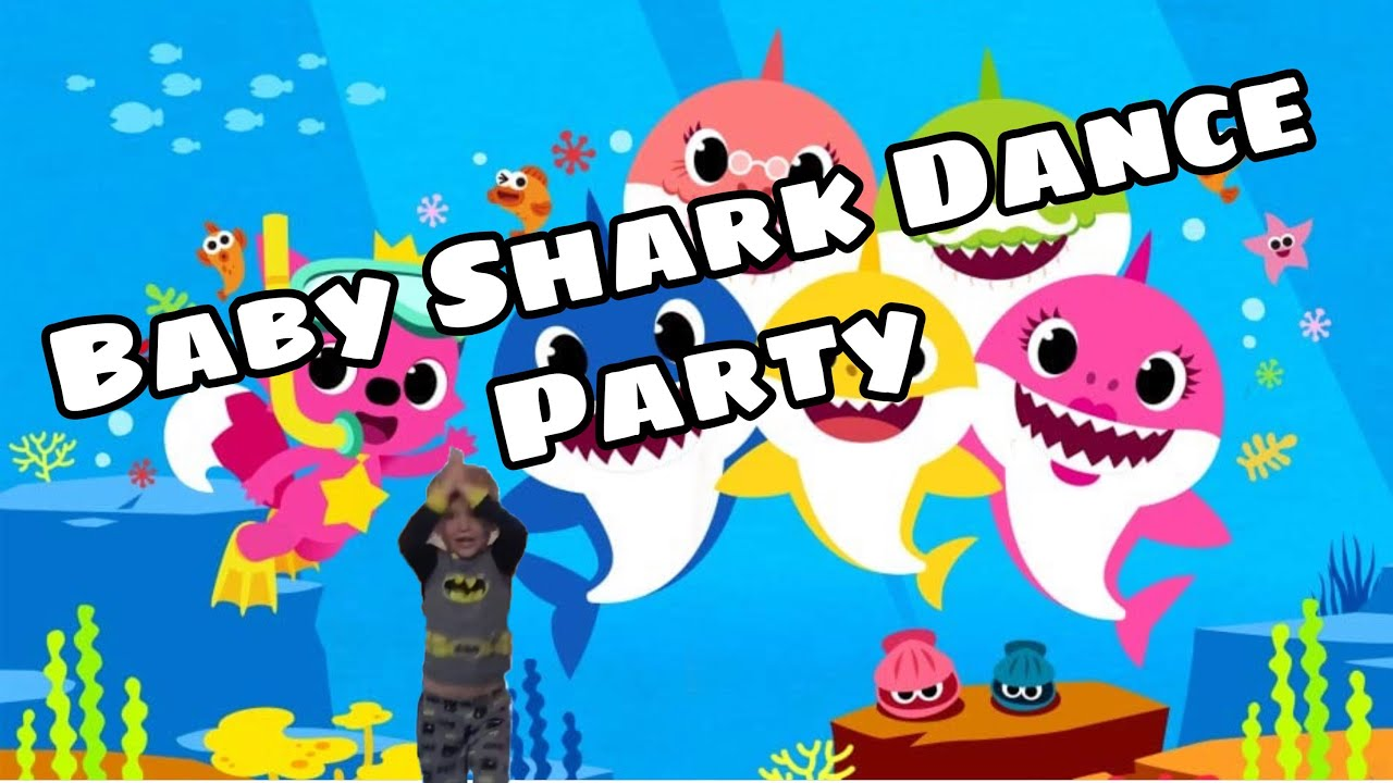 Baby Shark Remix // Dance Party! - YouTube