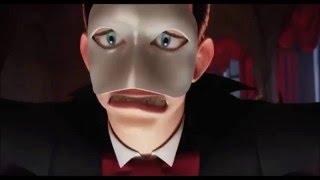 Hotel Transylvania 2 - Jon Lovitz as The Phantom of the Opera (Clips)
