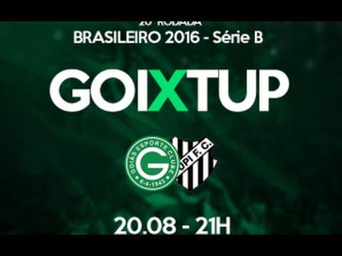 Melhores Momentos de Goiás 2x1 Tupi-MG - 21/08/2016