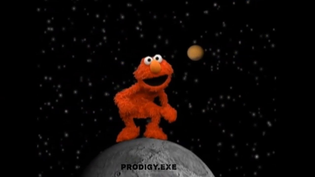 Elmo S Gonna Dance For The Motherland