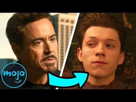 Top 10 Times the MCU Foreshadowed Future Events