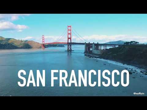 SAN FRANCISCO TRAVEL VLOG | Golden Gate, Alcatraz, Lombard St. , Pier 39 Sausaloito! @keyifliyim