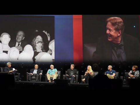 FULL Pirates of the Caribbean 50th Anniversary panel at D23 Expo 2017