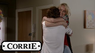 Coronation Street - Sinead Finds Out She's Pregnant | PREVIEW