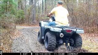 GroundHog MAX Refreshing Existing Food Plot