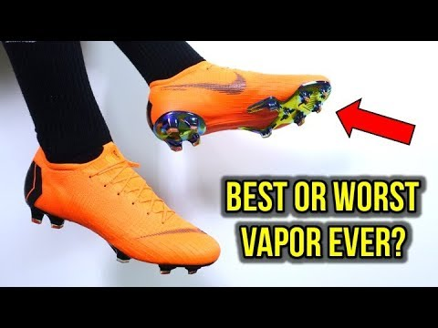 DID THEY SCREW UP THE VAPOR? - Nike Mercurial Vapor 12 Elite - Review + On Feet