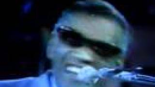 "Ray Charles ""Riding thumb"""