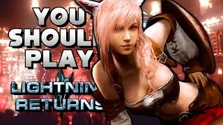 YOU SHOULD PLAY LIGHTNING RETURNS - RadicalSoda