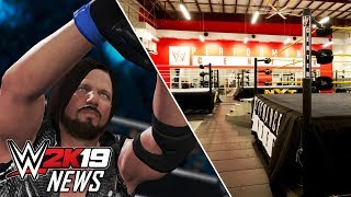 WWE 2K19 - Career Mode, Player Limits, Extra Bonuses, PC Version & More! (WWE 2K19 News)
