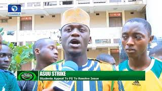 ASUU Strike: Students Appeal To FG To Resolve Issue